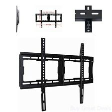 TV Ceiling Wall Mounts Low Profile Wall Mount Bracket 32-75 Inch LCD LED Plasma