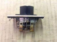 A/C Heater Fan Blower Motor Speed Resistor FITS 99 00 01 02 03 04 Ford Mustang
