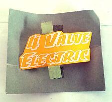 EMBLEMA SX BIANCO XT 600 4 VALVE ELECTRIC YAMAHA 3TB24231C000 STICKER DECAL