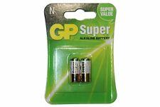 2X GP LR1 N Super Alkaline 1.5V Battery 910A MN9100 E90 Bite Security Alarm