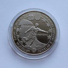 UEFA EURO 2012 Ukraine - Poland Coin Token Lviv Sport Football Soccer