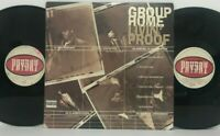 Group Home - Livin' Proof 2LP 1995 US ORIG Payday GANG STARR Hip Hop DJ PREMIER