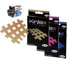 KINTEX CROSSTAPE A/ 10 LAMINAS/ 9 PIEZAS SON 90 PIEZAS KINESIOLOGY TAPING