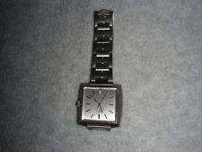 Vintage Swiss Hamilton Automatic Fontainebleau Square Watch (SS finish) FreeShip