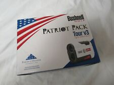 NEW Bushnell Tour v3 Patriot Pack Laser Range Finder Bushnell Tour v3 Golf