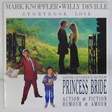 Princess Bride 45 tours Mark Knopfler Willy Deville 1987