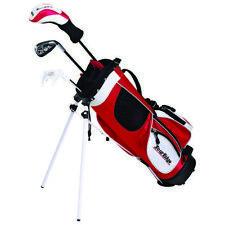 "Tour Edge HT Max-J Left-Handed Junior Golf Set, Ages 3-5 (Under 3'3"")"