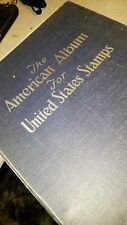 USA STAMPS AIRMAIL MINT ALBUM