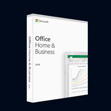 Microsoft Office 2019 Home and Business for 3 Mac Home and Business for Mac