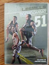 Les Mills Bodycombat 51 DVD, CD, Notes Body Combat RARE