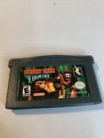 Donkey Kong Country (Game Boy Advance, 2003) Tested & Authentic Cartridge Only
