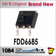10pcs FOD6685 FDO6685 FDDG685 FDD6G85 FDD66B5 FDD668S FDD 6685 FDD6685 TO252