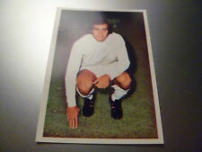 FKS 1974/75 Meraviglioso Mondo di Calcio Stars CARD 15 Peter Shilton Leicester City