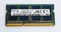Samsung 4GB DDR3L 1600MHz Laptop RAM ~ PC3L-12800S SODIMM Memory 2Rx8 1.35v 204
