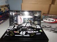 1/24 JIMMIE JOHNSON #48 KOBALT ELITE 1 OF 300  2012  ACTION NASCAR DIECAST READ