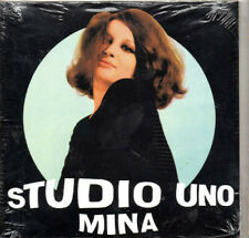 MINA MAZZINIStudio Uno MINI LP CARD SLEEVECDHalidon– SRCD6294ItalyNeuf