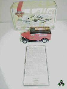 """Matchbox: """"Coca Cola""""  1937 GMC Van"""