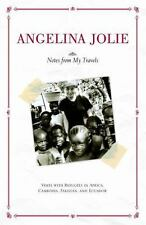 Notes from My Travels: Visits with Refugees by Angelina Jolie (paperback)
