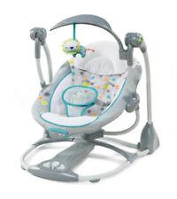 Ingenuity Baby ConvertMe Swing 2 Seat Portable ~ NEW Ridgedale