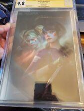 Harley Quinn #75 CGC SS 9.8 ** SHANNON MAER COMIC MINT EDITION B **