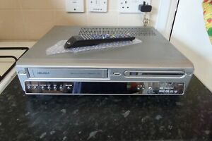 Bush DVRHS02 DVD and VCR Video Recorder Combi - Copy VHS Tapes to DVD