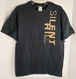 SILENT HILL Licensed Promo Video Game T-Shirt Horror Konami Size Small-Medium