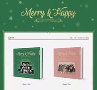 TWICE [MERRY & HAPPY] 1ST REPACKAGE ALBUM SELECT VERSION K-POP NEW SEALED