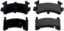 Disc Brake Pad Set-RWD Front Monroe GX988