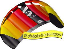 Symphony Pro 1.3 Rainbow Lenkmatte Invento HQ Lenkdrachen Kite Drachen