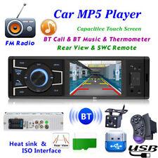 SWM S1 3.2in Bluetooth 4.0 Car Stereo Head Unit FM Radio USB AUX-in w/ Camera