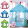 Kinderzelt Spielhaus Spielzelt Zelt für Kinder zu Hause Garten Palast Schloss