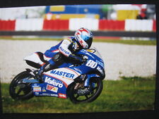 Photo Master Aspar Team Aprilia 125 2002 #80 Hector Barbera (ESP) TT Assen