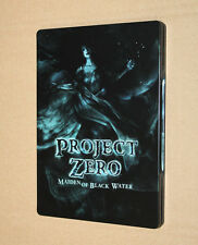 Fatal Frame Project Zero Maiden of Black Water Steelbook Only ( Size: G1 ) Wii U