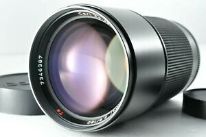 [Mint] Contax Carl Zeiss Sonnar 180mm f/2.8 T* MMJ C/Y by DHL from Japan #1023