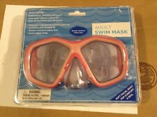 New listing New Sealed 6.5 inch pink adult swim Mask Pool Accessory for Teen/ Adults
