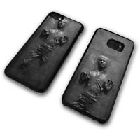 Han Solo In Carbonite Star Wars Statue Phone Case Cover