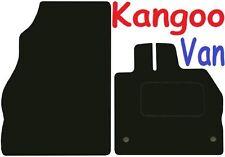 Renault Kangoo Van Tailored car mats ** Deluxe Quality ** 2014 2013 2012 2011 20