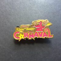 DLRP Paris Baloo The Jungle Book Carnival Limited Edition 2000 Disney Pin 19139