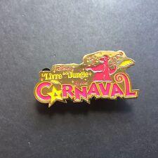 DLRP Paris Baloo The Jungle Book Carnival Limited Edition 2000 Disney Pin 19139