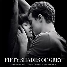 FIFTY SHADES OF GREY - THE ORIGINAL SOUNDTRACK CD - (50 SHADES OF GREY) FEB 2015