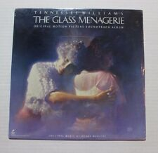 HENRY MANCINI The Glass Menagerie OST LP MCA 6222 US 1987 SEALED M 6C