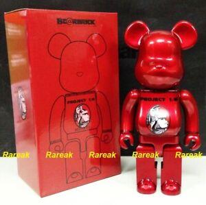 Medicom Bearbrick 2014 AE Project 1/6 Centurion Red Metaillic 400% be@rbrick