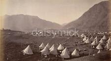 Anglo Afghan War Ali Masjid Shagai Ridge British Army 7x4 Inch Reprint Photo R