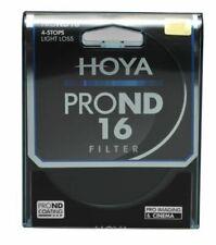Genuine Hoya 52mm Pro ND 16 (4 stops) Screw-in Filter for 52mm (UK Stock) BNIP