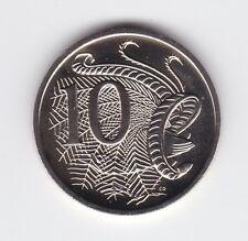 1991 Australia 10 Ten Cent UNC Uncirculated Coin ex UNC Set