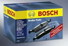 Front Axle BRAKE PADS SET for FIAT 500 1.3 D Multijet 2009->on