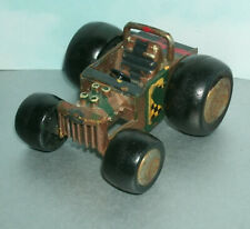 1/28 Scale Buddy-L Hot Rod Race Buggy - Vintage 1970's Pressed Steel Toy Vehicle