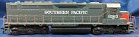 Athearn SDP-40 EMD Locomotive SOUTHERN PACIFIC 9263. HO SCALE