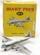 DINKY TOYS  VICKERS VISCOUNT / jouet ancien