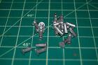 """Tonka Semi Tubular Rivets 1/8"""" Dia. X 5/16"""" long.. Made in USA Toy Parts"""